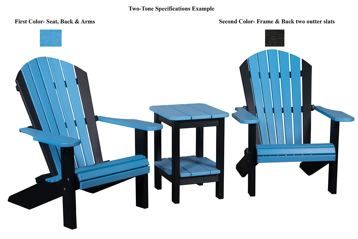 Two Tone Specification