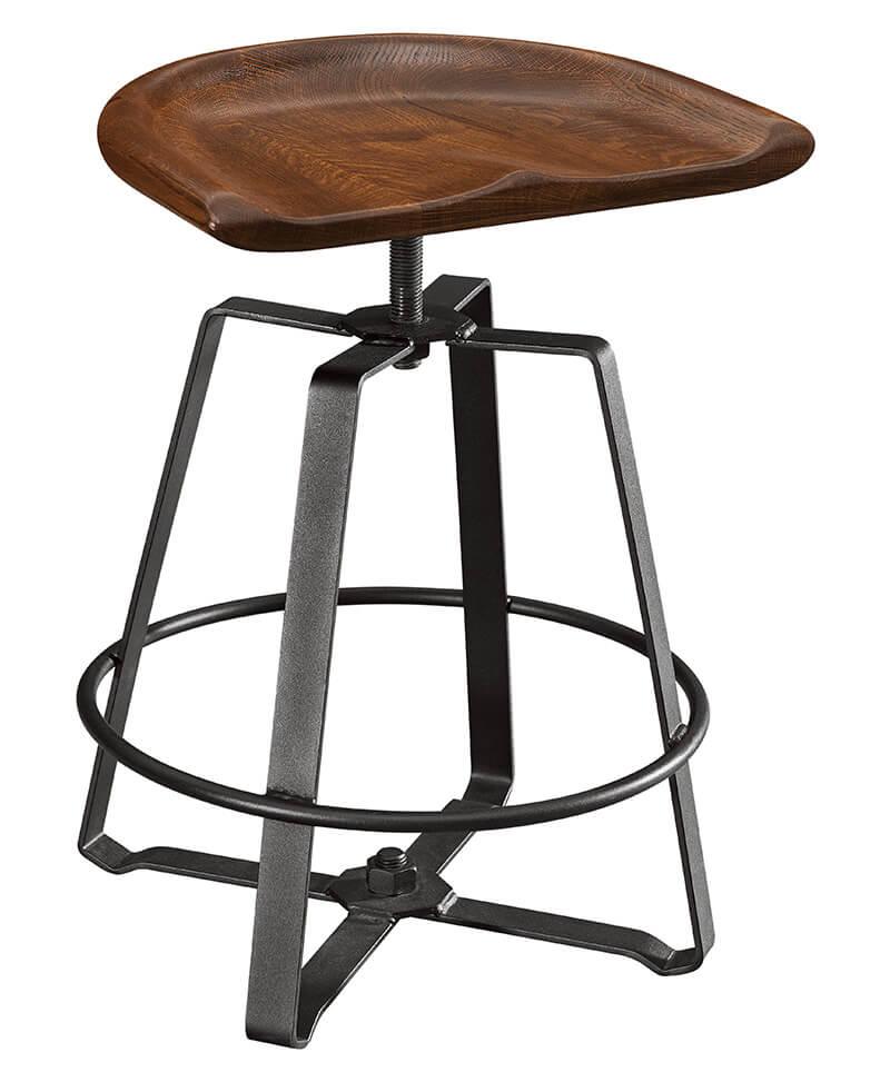 Iron Craft Bar Stool