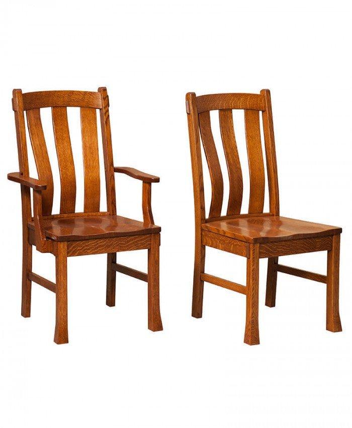 Amish Calabasas Chairs
