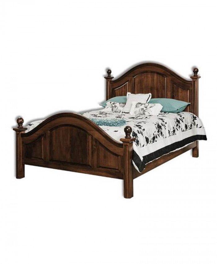 Amish Bellflower Bed