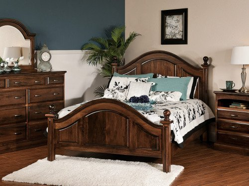 Bellflower Amish Bedroom Set
