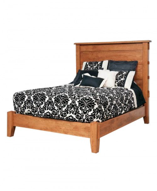 Amish Chandler Bed