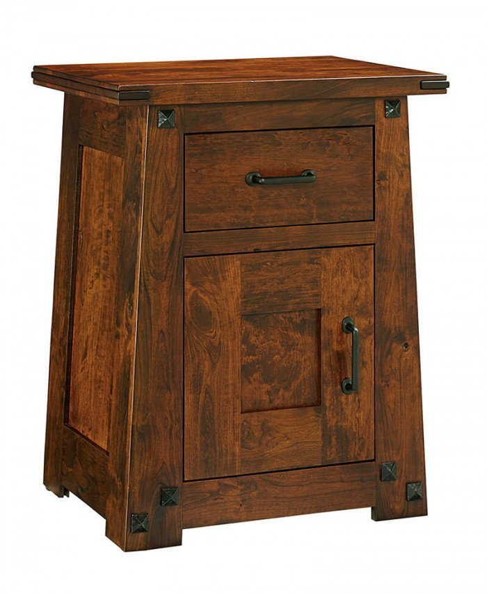 Encada 1 Drawer Nightstand