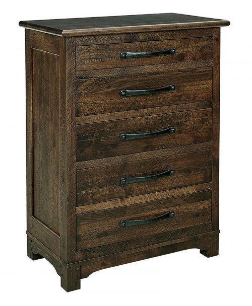 Farmhouse 5 Drawer Chest