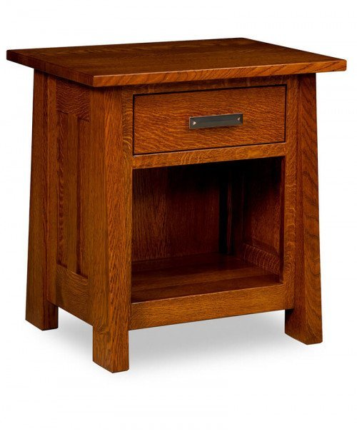Freemont Mission Open Nightstand