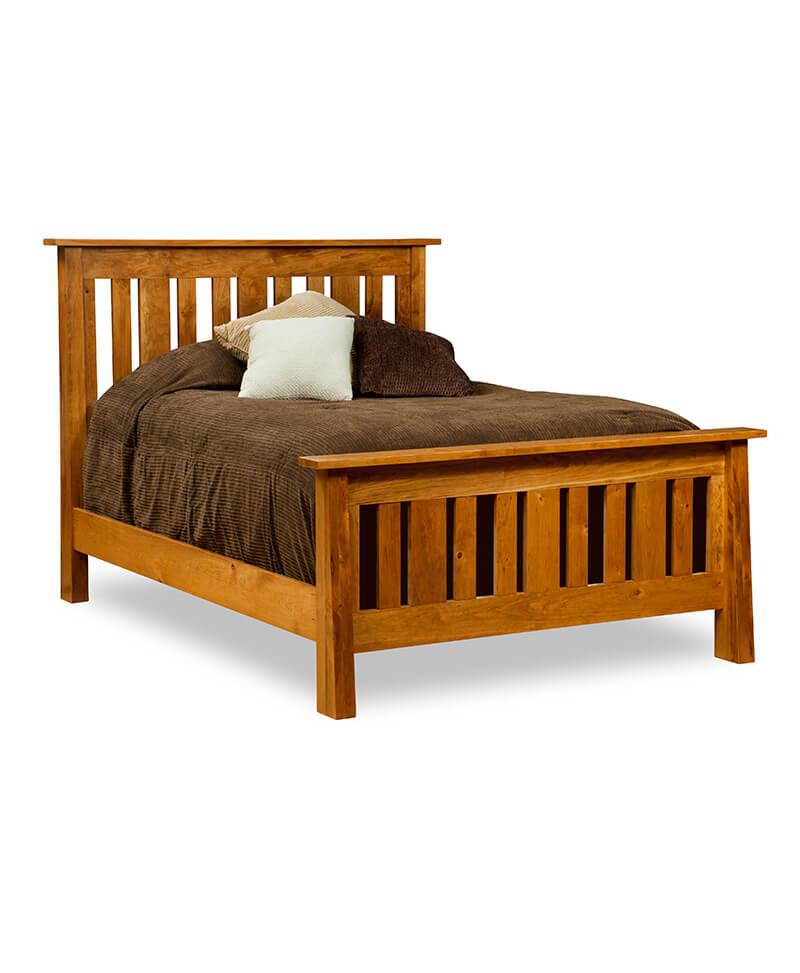 Freemont Mission Slat Bed