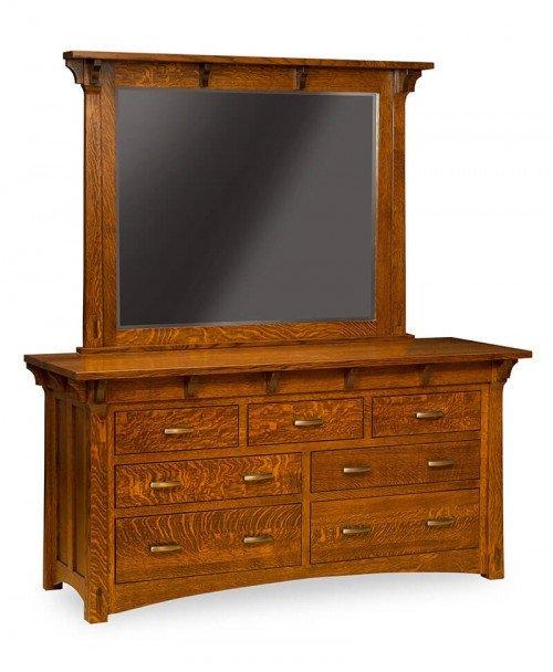Manitoba 7 Drawer Dresser