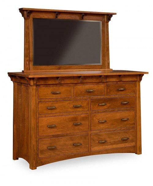 Manitoba 9 Drawer Dresser