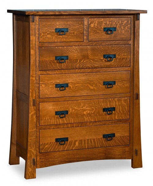Modesto 6 Drawer Chest