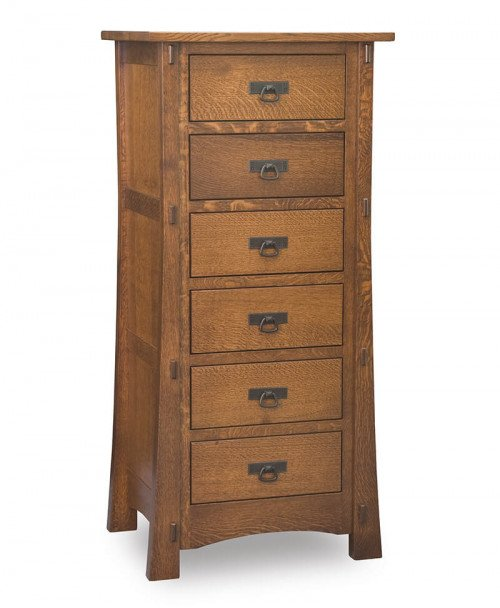 Modesto 6 Drawer Lingerie Chest