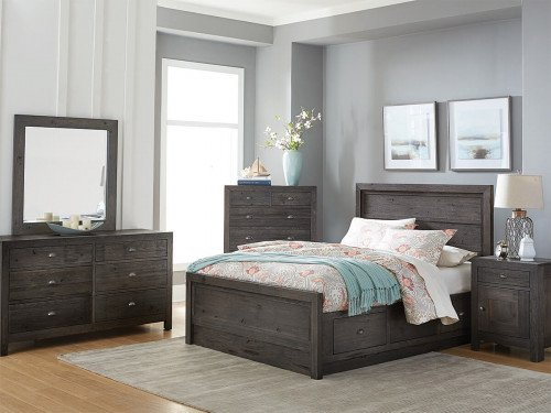 Taft Bedroom Collection