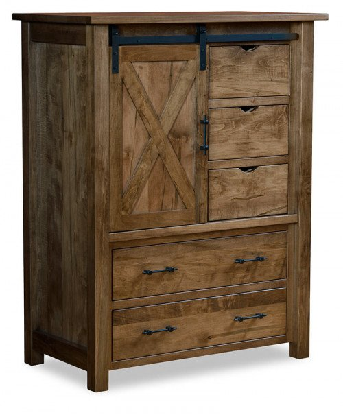 Teton 8 Drawer Chest