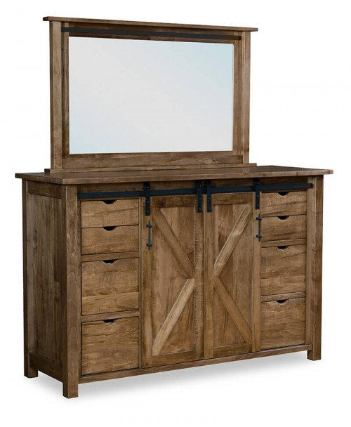 Teton 11 Drawer Dresser