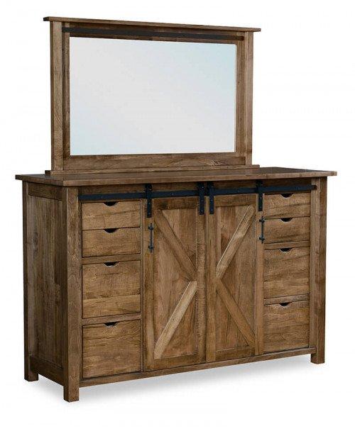 Teton 11 Drawer Dresser