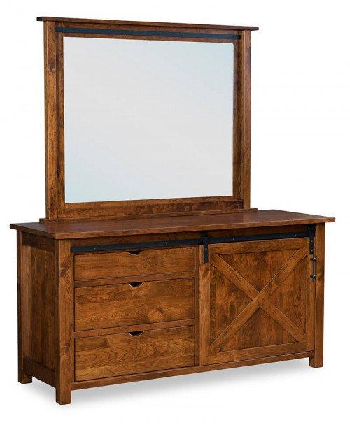 Teton 6 Drawer Dresser