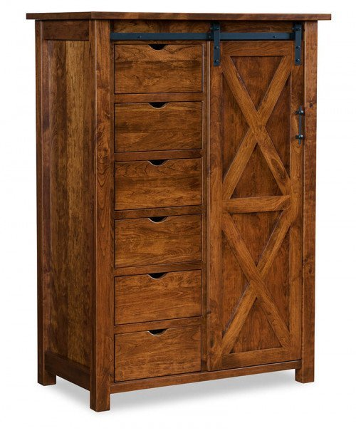 Teton Tall Chest