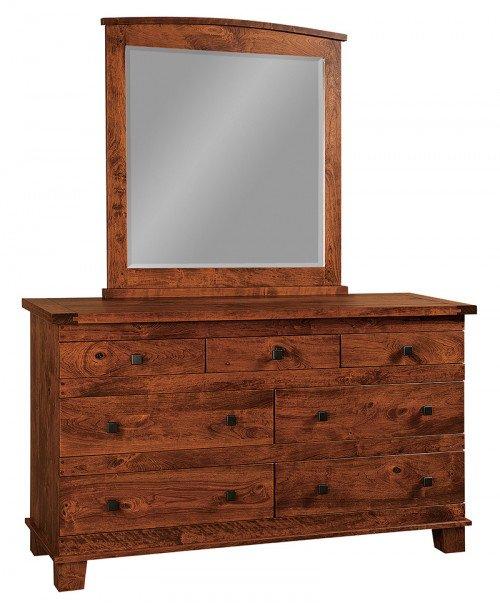 Larado 7 Drawer Dresser