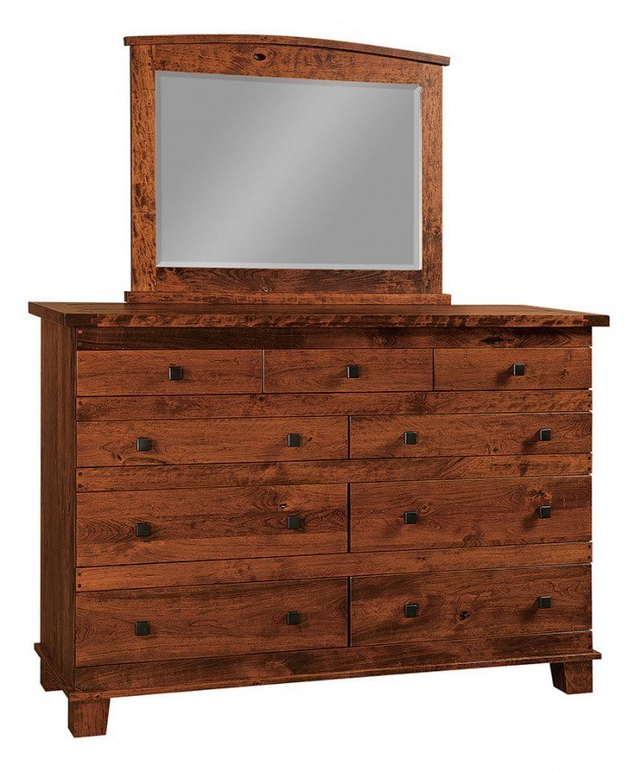 Larado 9 Drawer Dresser