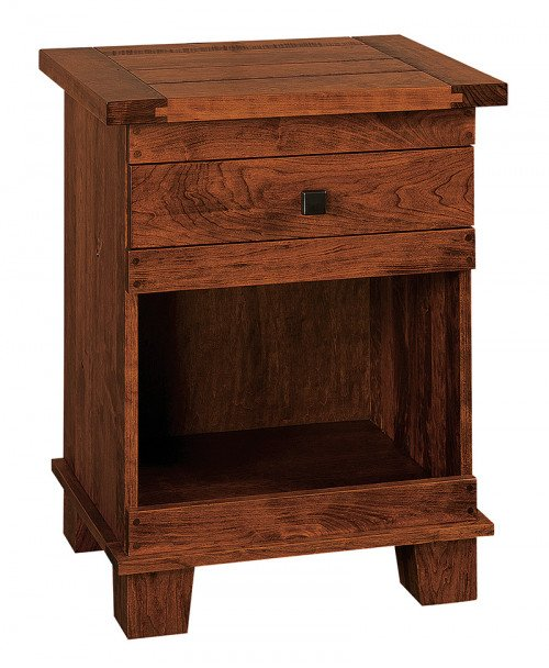 Larado 1 Drawer Nightstand
