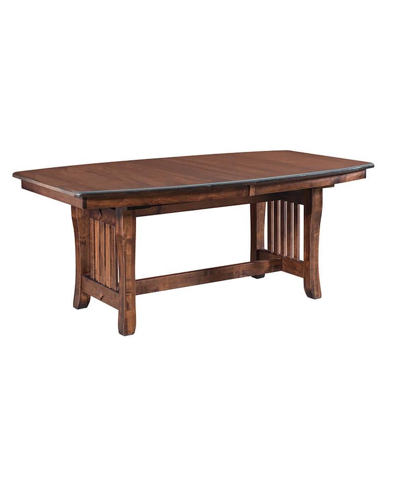 Amish Berkley Trestle Table