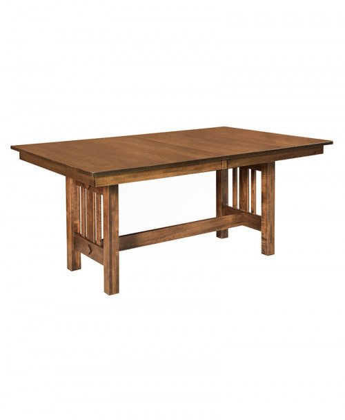 Amish Eco Trestle Table
