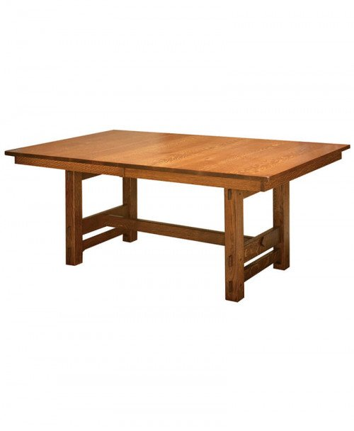 Amish Glenwood Trestle Table