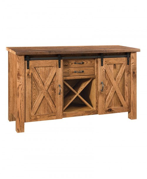 Amish Barnloft Buffet