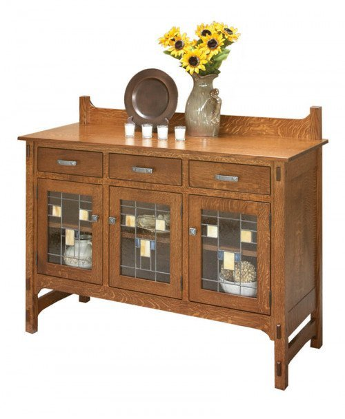 Amish Mission Glenwood Sideboard