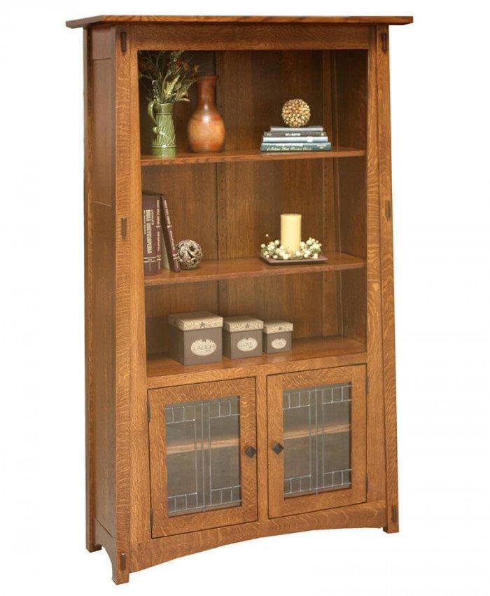 Amish Mccoy Bookcase