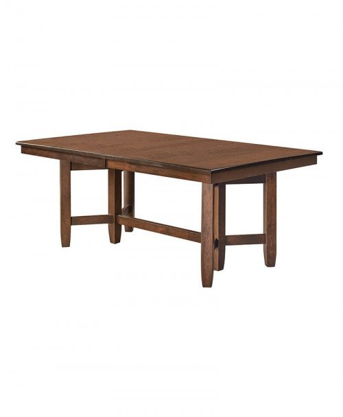 Amish Montana Trestle Table