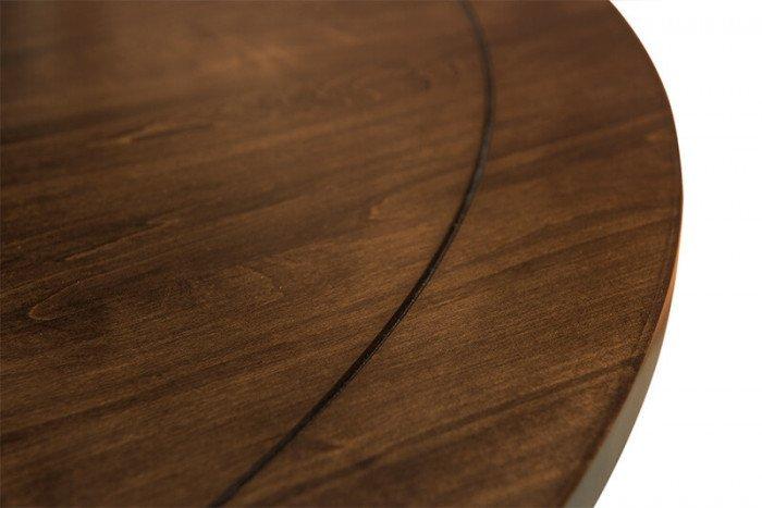 Amish Silverton Single Pedestal Table