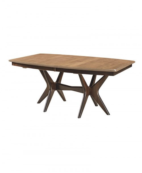 Amish West Newton Trestle Table