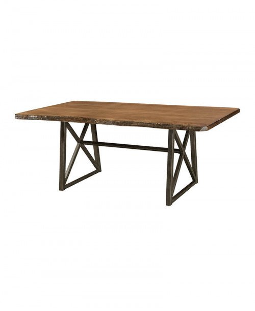 Amish Yukon Trestle Table