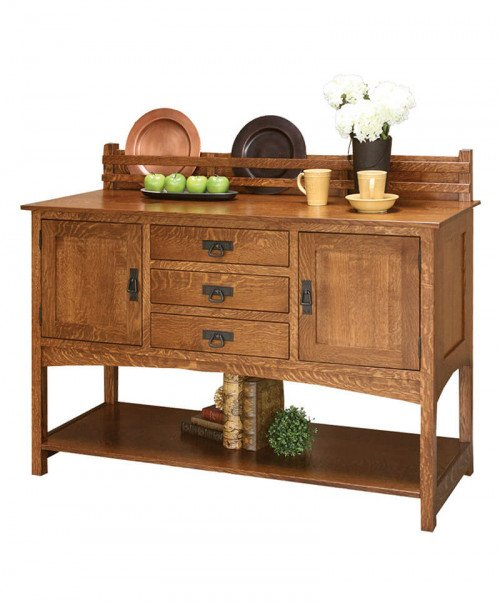 Amish Old Century Enclosed Sideboard