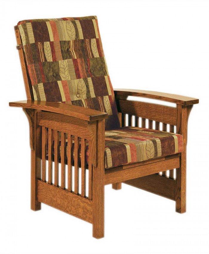 Amish Capri Slat Chair