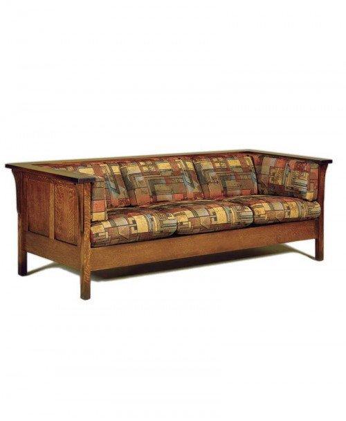 Amish Dixon Panel Sofa