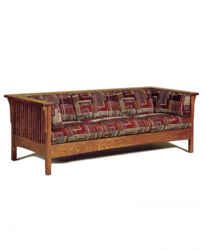 Amish Dixon Slat Sofa