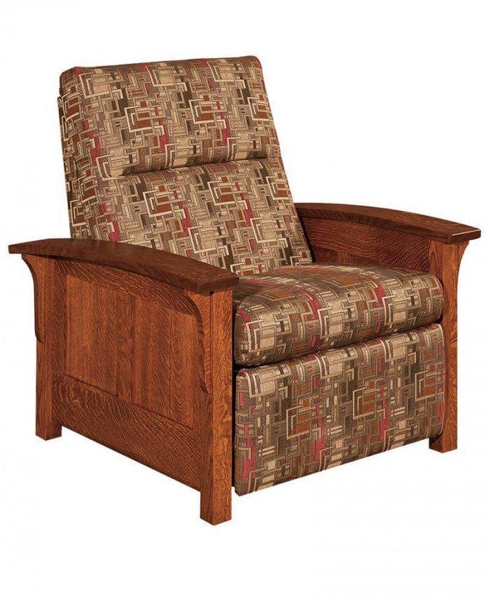 Amish Tallwood Chair Recliner