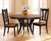Amish 3 Piece Galveston Dining Room Set