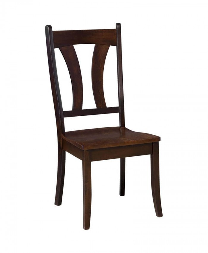 Amish Galveston Side Chair