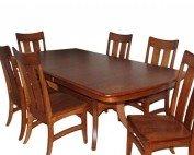 Amish Galveston Dining Room Set
