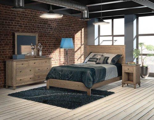 Norfolk Amish 4-Piece Bedroom Set