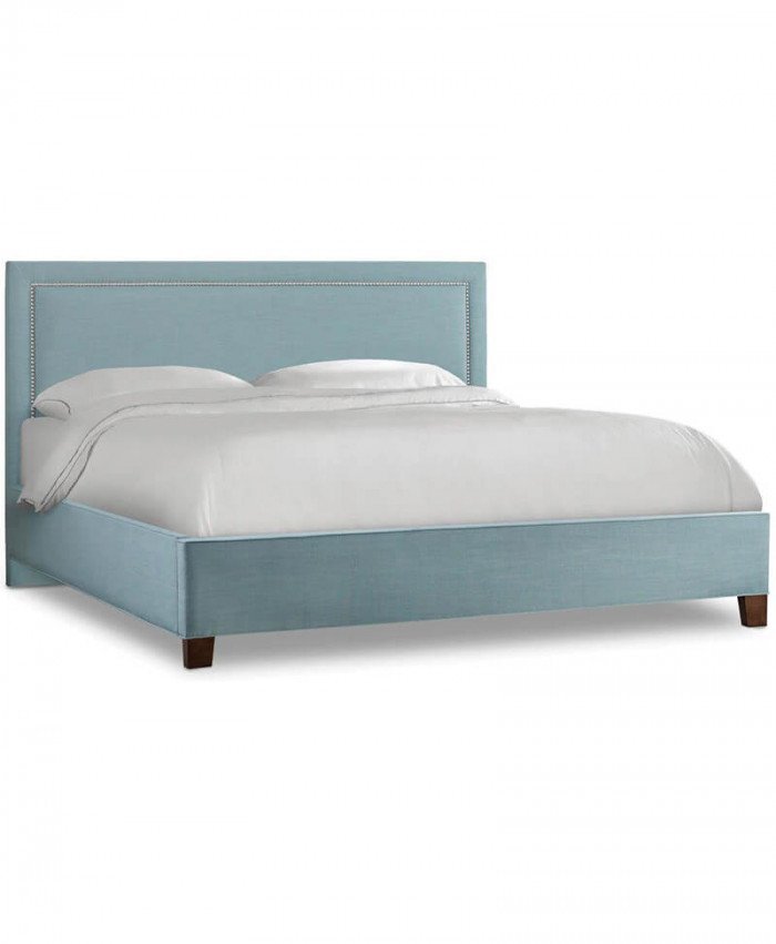Nest Theory Finch 62in King Upholstered Bed