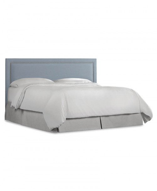 Nest Theory Finch 62in Queen 5/0 Upholstered Headboard