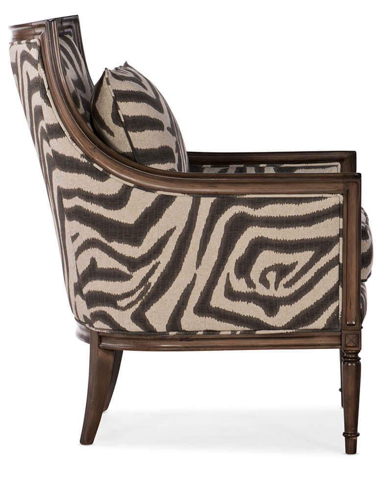 Blanche Exposed Wood Chair