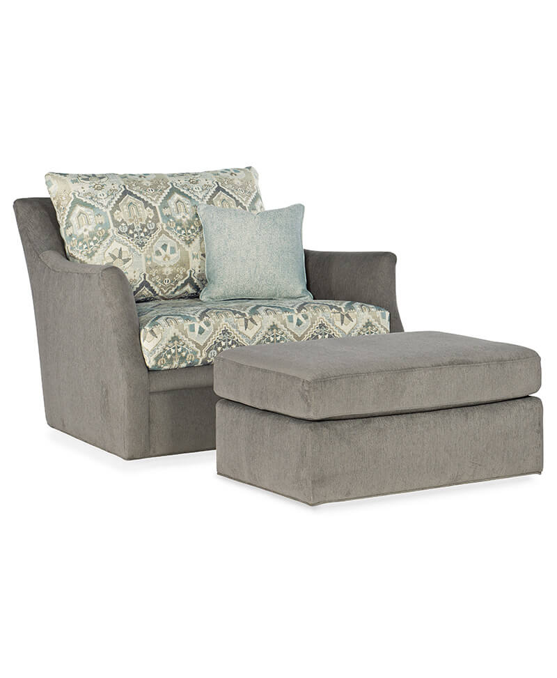 Bree Chair and Half Swivel