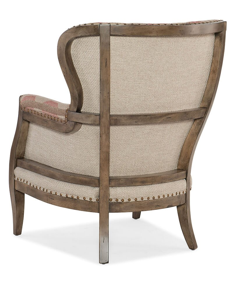 Calhoun Exposed Wood Chair