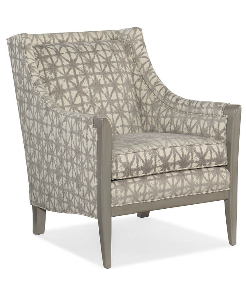 Camelia Exposed Wood Chair