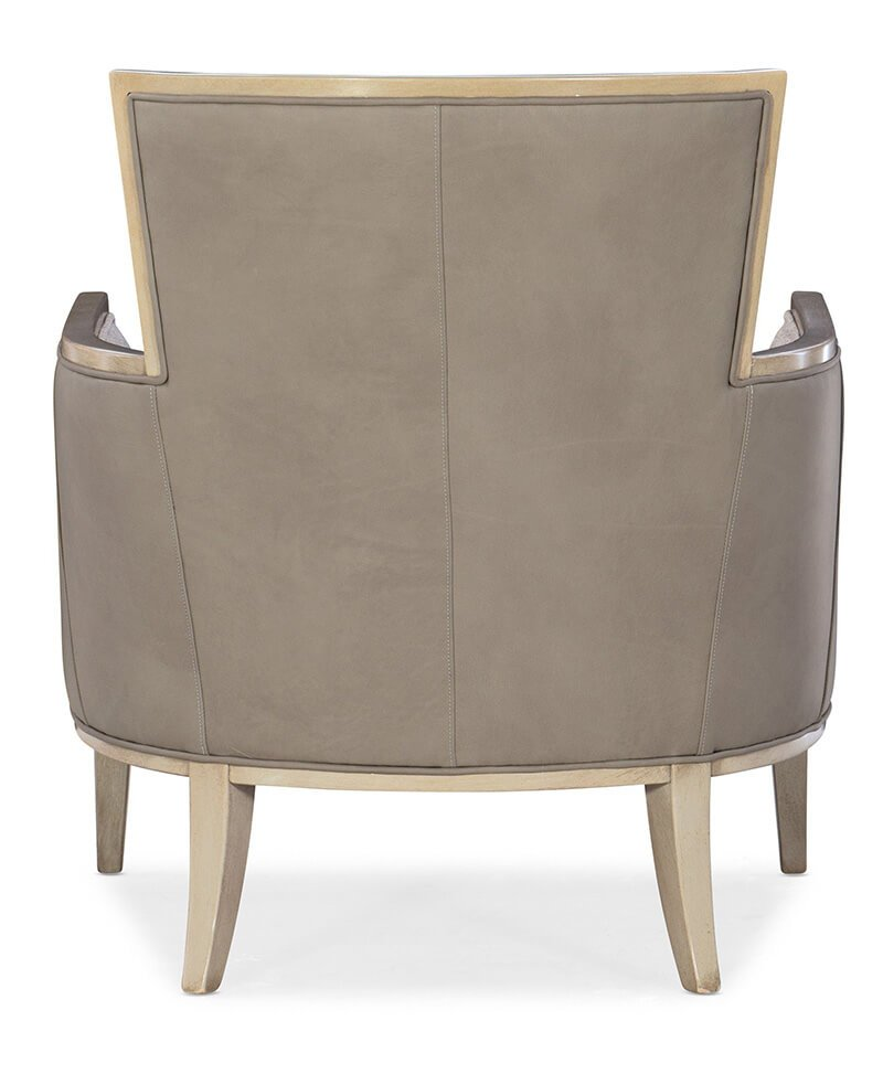 Carmelita Exposed Wood Chair