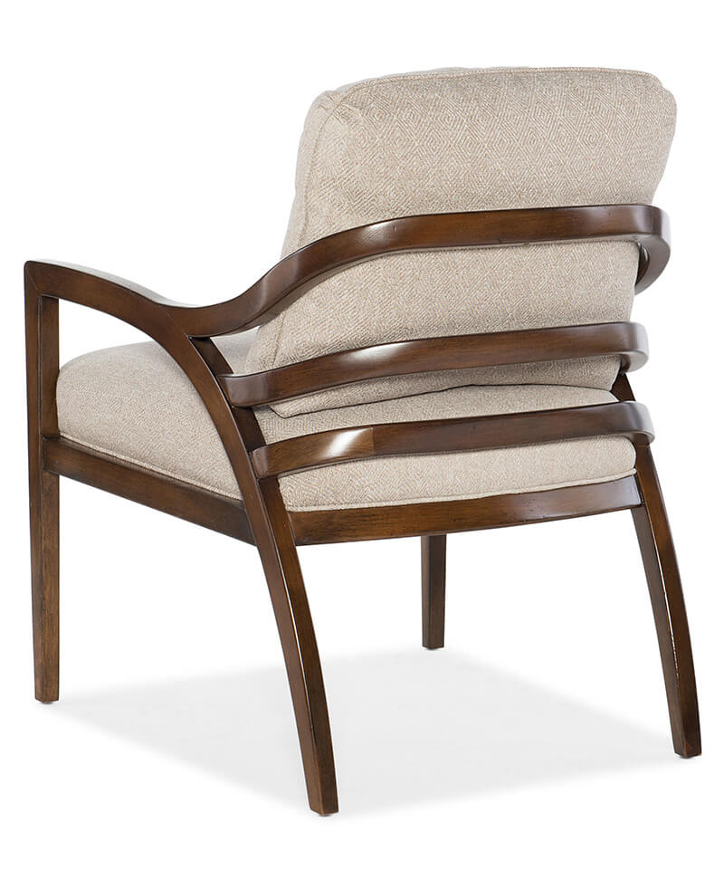 Cricket Exposed Wood Chair